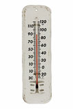 Vintage thermometer Royalty Free Stock Image