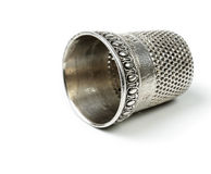 Vintage thimble Stock Images