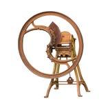 Vintage thrasher machine Royalty Free Stock Photo