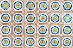Vintage tile background royalty free stock photo