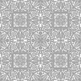 Vintage tile design pattern Stock Images