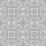 Vintage tile design pattern stock illustration