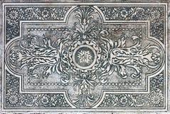 Vintage tile mable. Stock Photo