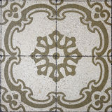 Vintage tile pattern Royalty Free Stock Images