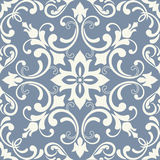 Vintage tile patterns can be used for wallpaper, pattern fills, web page background, surface textures. Oriental pattern with damask, arabesque and floral Stock Photos