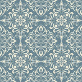 Vintage tile patterns can be used for wallpaper, pattern fills, web page background, surface textures. Oriental pattern with damask, arabesque and floral Stock Photo