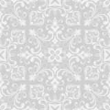 Vintage tile patterns can be used for wallpaper, pattern fills, web page background, surface textures. Oriental pattern with damask, arabesque and floral Royalty Free Stock Images