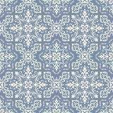 Vintage tile patterns can be used for wallpaper, pattern fills, web page background, surface textures. Oriental pattern with damask, arabesque and floral Stock Photography