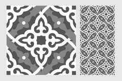 Vintage tile Royalty Free Stock Image