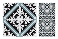 Vintage tile Royalty Free Stock Images