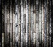 Vintage tiled wood texture Royalty Free Stock Image