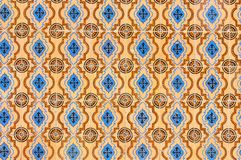 Vintage tiles. From Sintra, Portugal Royalty Free Stock Photo