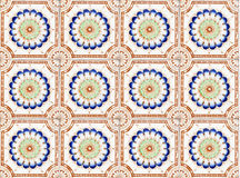 Vintage tiles design Royalty Free Stock Photography