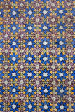 Vintage Tiles / Pattern / Architectural decoration /  hand made Stock Photo