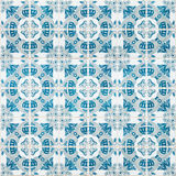 Vintage tiles pattern Stock Photos