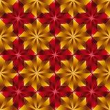 Vintage tiles seamless pattern. Royalty Free Stock Photo