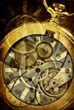 Vintage time conceptual image stock photography