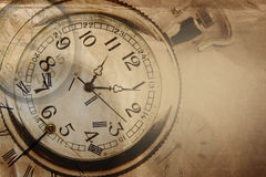 Vintage time Royalty Free Stock Photo
