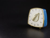 Vintage timer Royalty Free Stock Photo