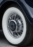 Vintage tire Stock Photos