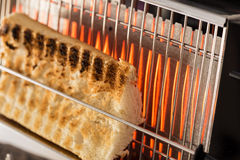 Vintage toaster Stock Photography