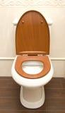 Vintage toilet Stock Images