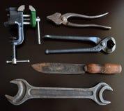 Vintage tools Stock Image