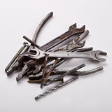 Vintage tools Royalty Free Stock Photography
