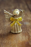 Vintage toy angel Royalty Free Stock Photos