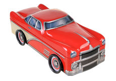 Vintage toy car Royalty Free Stock Photos