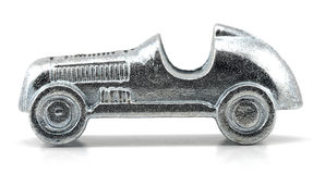 Vintage Toy Car Stock Photo