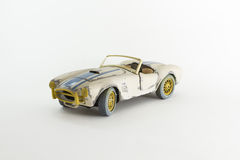 Vintage Toy Car Royalty Free Stock Image