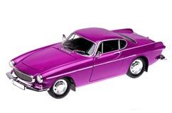 Vintage toy car Stock Image