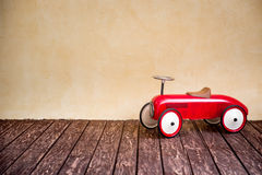 Vintage toy car Royalty Free Stock Photography