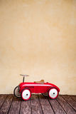 Vintage toy car Stock Photography