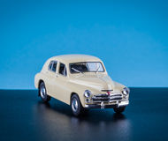 Vintage toy the cars Royalty Free Stock Images