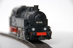 Vintage Toy Train Stock Photos