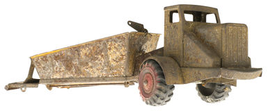 Vintage Toy Truck Stock Images