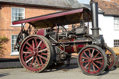 Vintage traction engine Stock Images