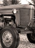 Vintage Tractor. This is a picture of an old tractor used at a house in the Virginia countryside Stock Photography