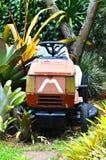 Vintage tractor Stock Photo