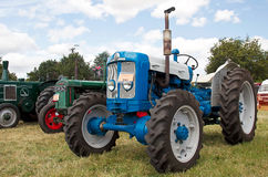 Vintage tractor Stock Photography