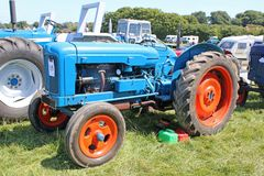 Vintage tractors Stock Images
