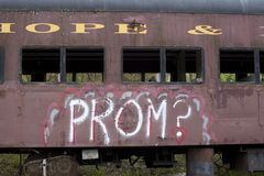 Vintage train car Royalty Free Stock Photography