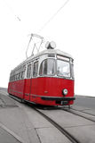 Vintage tram Royalty Free Stock Photography