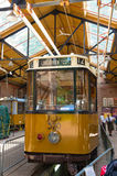 Vintage tram Royalty Free Stock Photos