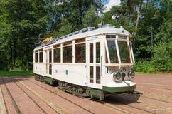 Vintage tram Stock Image