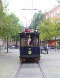 Vintage tram Stock Photos