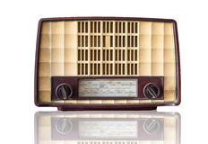 Vintage Transistor radio Royalty Free Stock Photos