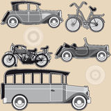 Vintage transport Royalty Free Stock Photos